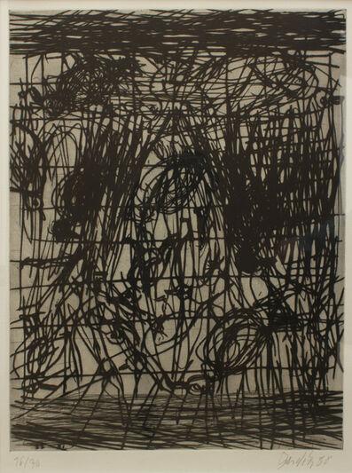 Georg Baselitz, 'Untitled', 1988