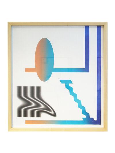 Jesse Moretti, 'Flatland Reflected in a Pool', 2013