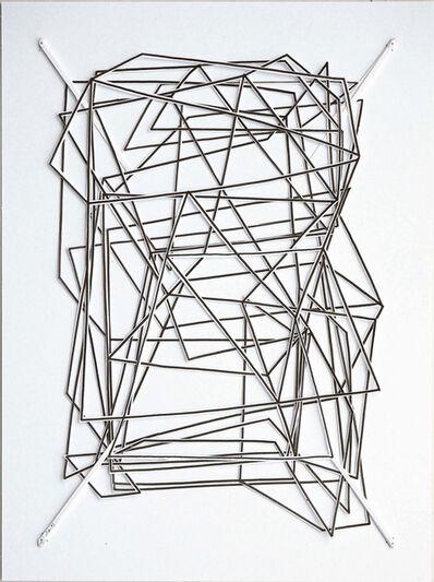 Serena Amrein, '6 x 1= 1 (No. 11) ', 1995