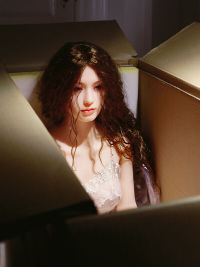 Laurie Simmons, 'The Love Doll/Day 27/New in the Box', 2010