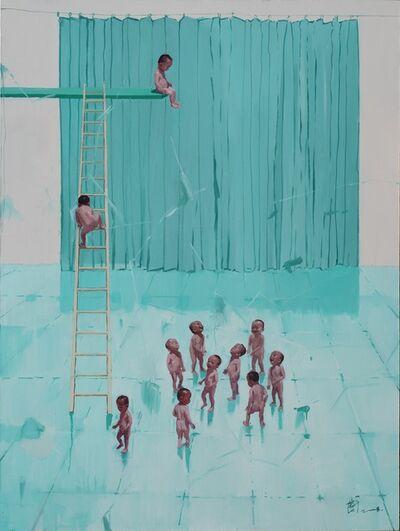 Tang Zhigang 唐志剛, 'Gallstones Series - Confusion 4 胆结⽯系列 - 惑 4', 2008