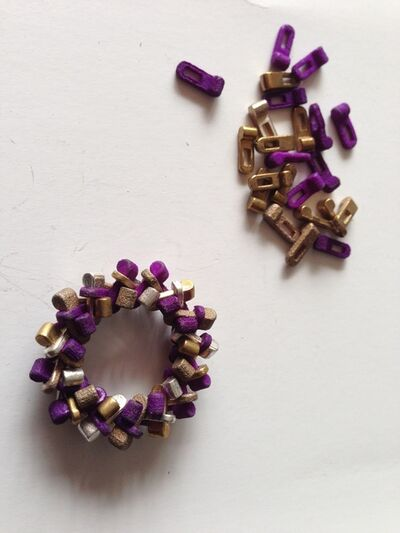 Yael Friedman, 'Puzzle Ring', 2012
