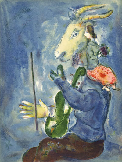 Marc Chagall, 'Printemps (Spring)', 1938