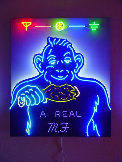 Michael Flechtner, 'A Real M.F. ', 1994