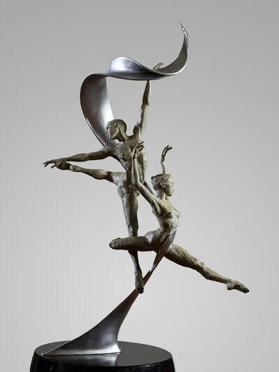 Paige Bradley, 'Ballet International (Maquette)', 2018
