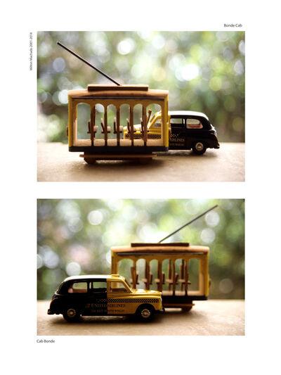 Milton Machado, 'Bonde Cab', 2014