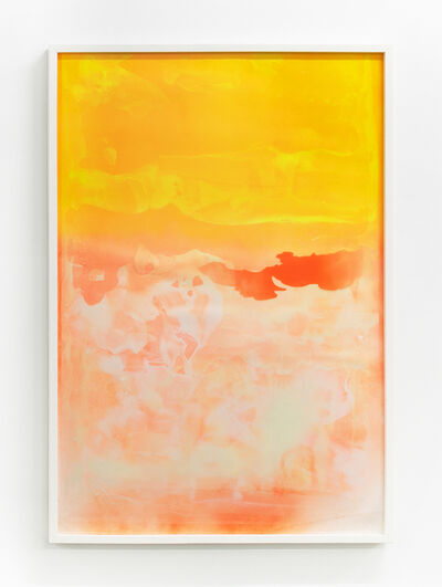 Katy Stone, 'Cloud Island (Orange)', 2020