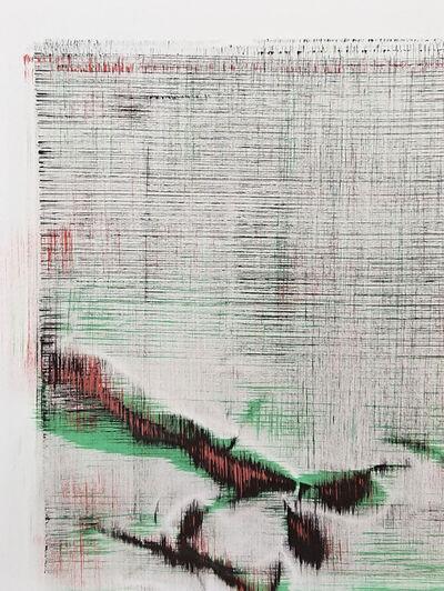 Sergio Barrera, 'Antigesture (rhizomes). P23', 2019