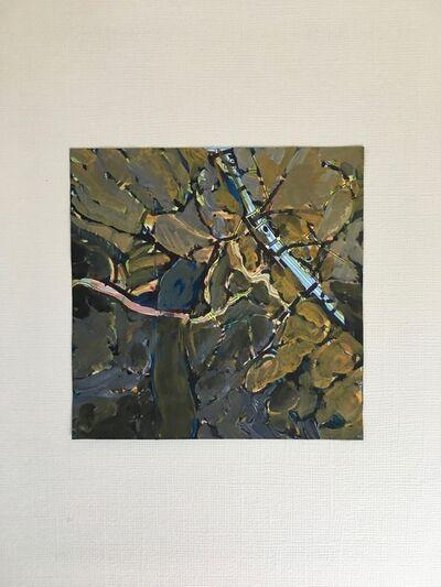 A.E. Godwin, 'City Flow', 2017