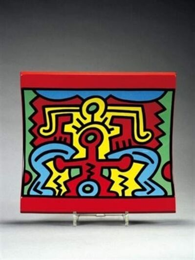 Keith Haring, 'Spirit of Art n°2 NY Soho', 1992