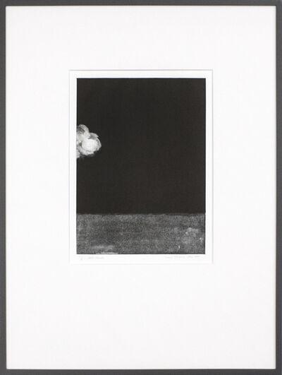 Mark Strand, 'Odd Clouds II', 1999