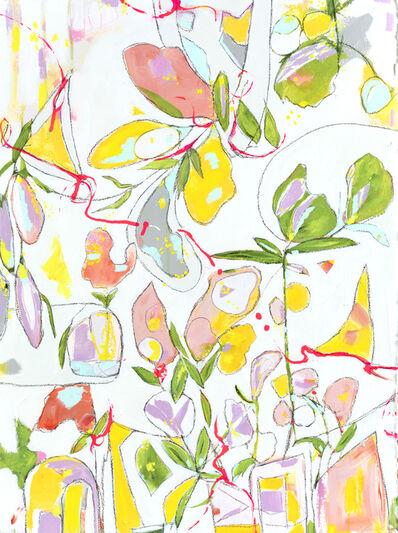 Teresa Roche, 'Mischief in the Garden '