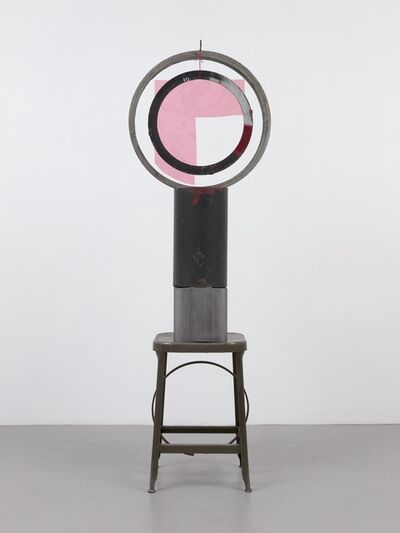 Virginia Overton, 'Untitled (standing assemblage)', 2020