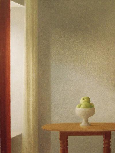 Xavier Valls, 'Table au compotier', 1975