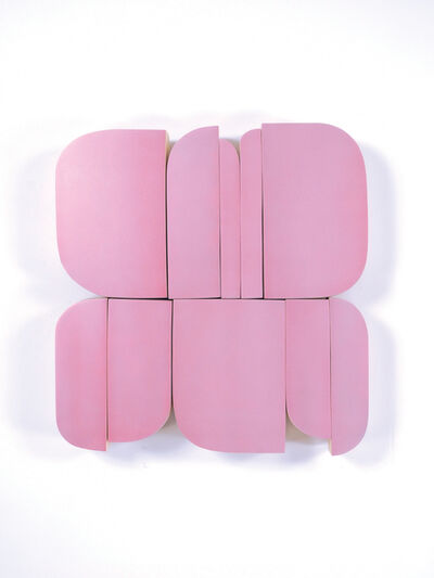 Andrew Zimmerman, 'Powder Pink', 2017