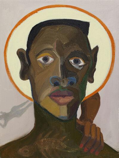Richard Mudariki, ''Young man'', 2015