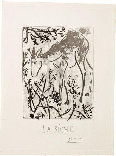 Pablo Picasso, 'La Biche', 1936-1942