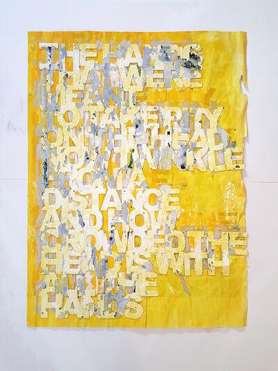 Nitzan Mintz, 'The Hands', 2018