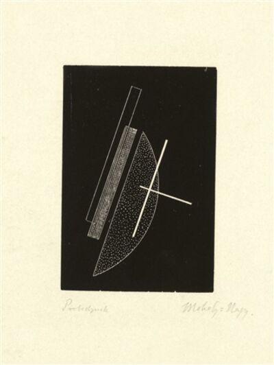 """László Moholy-Nagy, '""""Untitled Composition""""', 1922"""