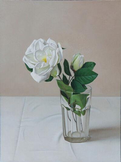 Roberto Rosenman, 'White Rose'