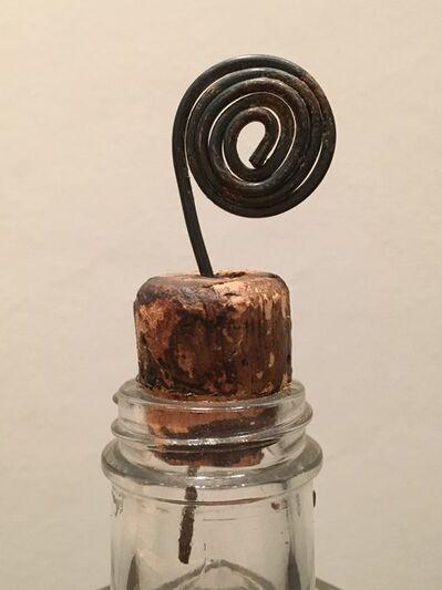 Alexander Calder, 'Cork with Wire Spiral', 1944