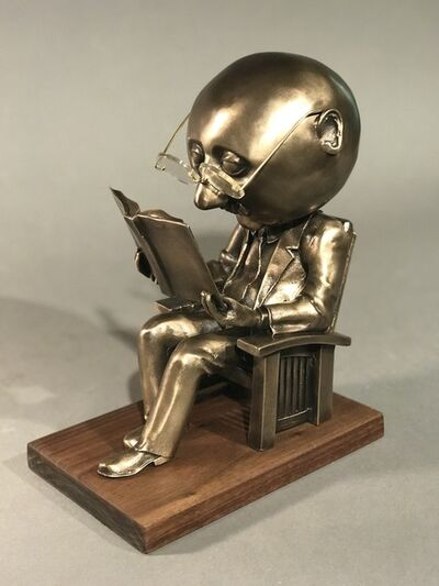 Rodger Jacobsen, 'The Reader small', 2017
