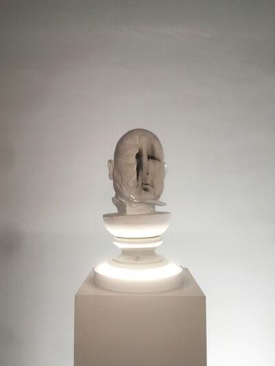 Bernardí Roig, 'Tête de Stefan Roepke', 2017