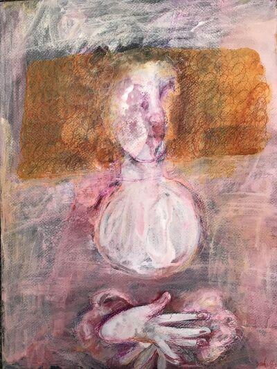 Manuela Holban, 'Pink Menina', 2018