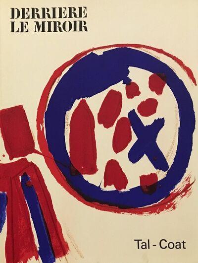 Pierre Tal-Coat, 'From 'Derrière Le Miroir - Tal-Coat'', 1962