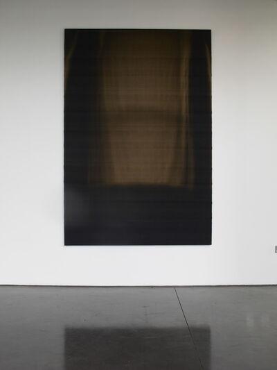 Ayan Farah, 'Passing time (Left Window)', 2011