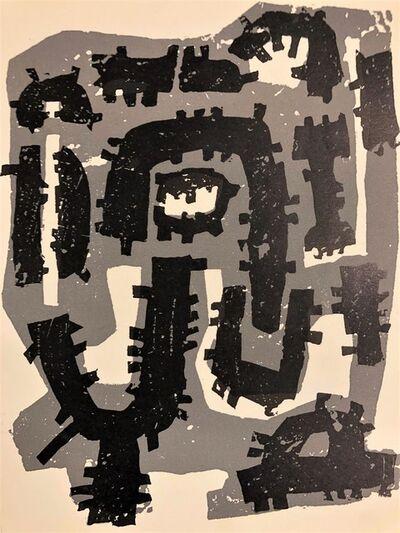 Raoul Ubac, 'XXe siècle 10', 1958