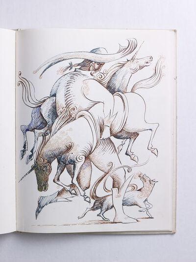 Sasha Meret, 'Personal Sketchbook (Page 47)', 2002-2019