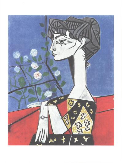 Pablo Picasso, 'Jacqueline avec des fleurs', 2019