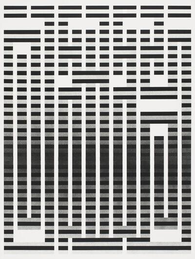 L'ATLAS, 'Black Reflects 3 ', 2017