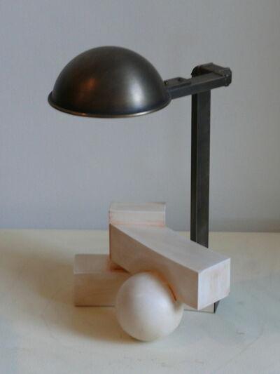 Garry Knox Bennett, 'Ball, Cubes, & Squares', 2009