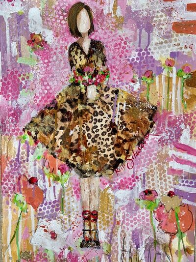 Kim Schuessler, 'Wildflowers', 2019
