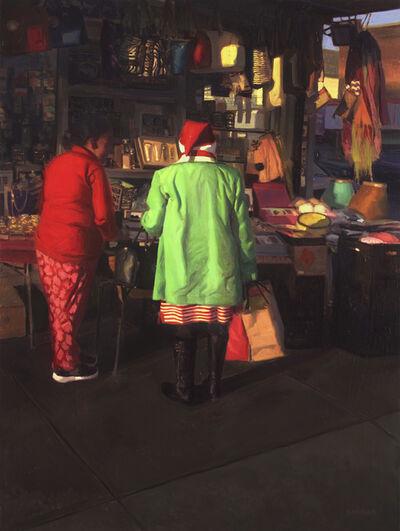 Raymond Bonilla, 'Liberty Ave: X-Mas', 2017