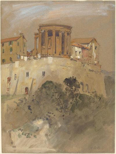 Hercules Brabazon Brabazon, 'Temple of Vesta at Tivoli'