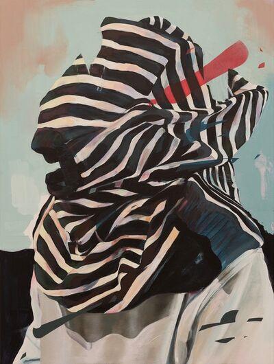 Timo von Eicken, 'Zebra ', 2019