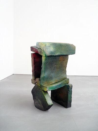 Guillaume Leblon, 'Petit chariot coloré', 2012
