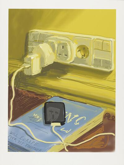 David Hockney, 'Will It Ever Work', 2011
