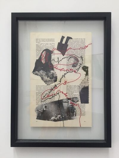 Chiara Fumai, 'With Love from $inister XLIV', 2013