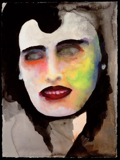Marilyn Manson, 'A Smile I', 2002