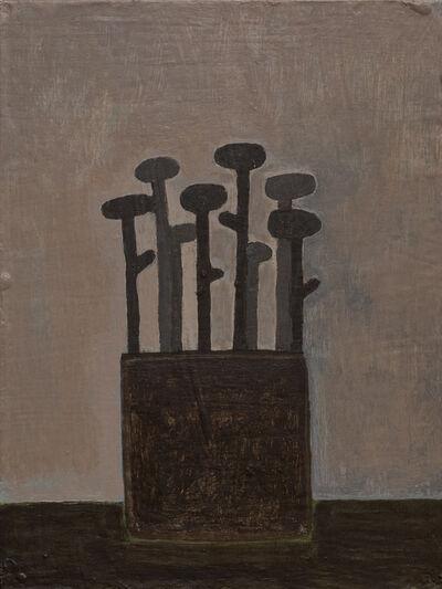 William Wright, 'Flowers XII', 2021