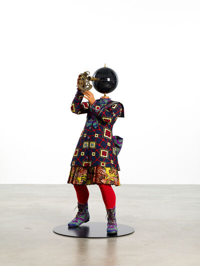 Yinka Shonibare CBE, 'Planets in My Head, Young Navigator', 2019