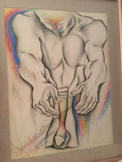 Judy Chicago, 'Rainbow Man', 1984