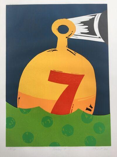Charlie Hewitt, 'Lucky 7', 2020