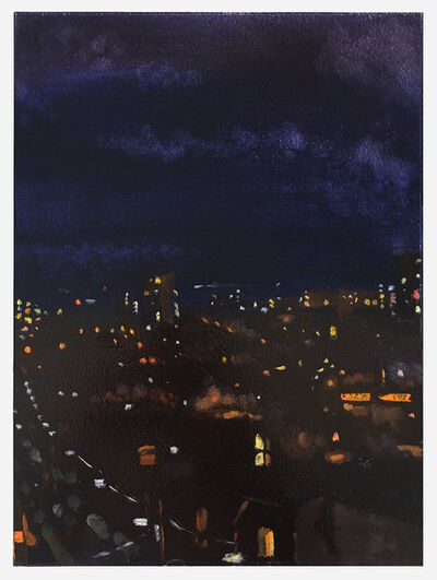 Keiran Brennan Hinton, 'April 25th (night)', 2020