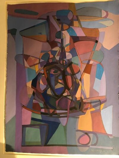 Carlo Marangio, 'Sans titre', ca. 1991