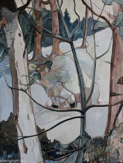 Zhao Yang, 'The Beginning of Winter 立冬', 2015